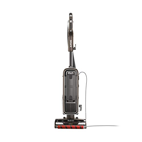 Shark APEX Upright Vacuum with DuoClean for Carpet and HardFloor Cleaning, Zero-M Anti-Hair Wrap, & Powered Lift-Away with Hand Vacuum (AZ1002), Espresso ()