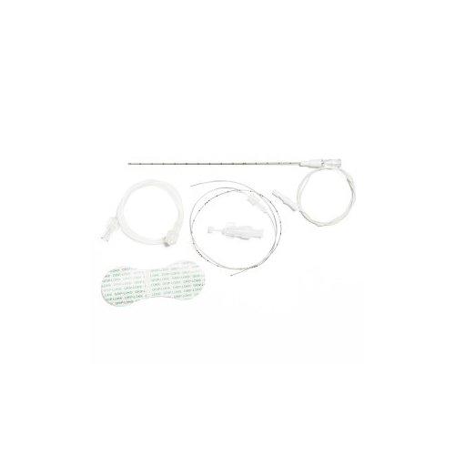 Halyard Health ELL18100TGC Echo Long Continuous Needle and Catheter Set, Stimulating Nerve Stimulation, Tuohy Bevel Tip, 4'' Length (Pack of 10)