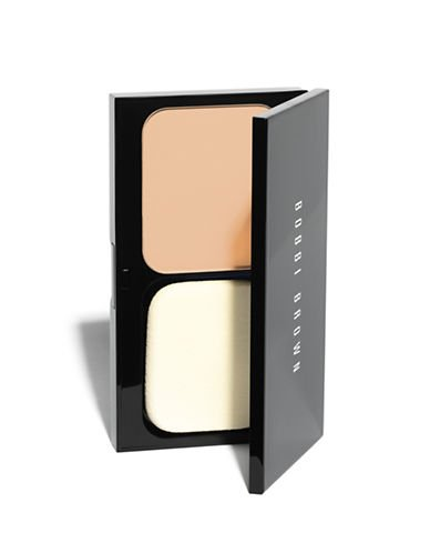 Bobbi Brown Oil Free Foundation - Bobbi Brown Skin Weightless Powder Foundation, No. 2.5 Warm Sand, 0.38 Ounce