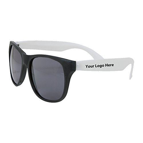 Two Tone Matte Sunglasses - 150 Quantity - $1.85 Each - Promotional Product/Bulk with Your ()