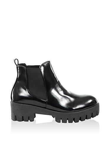 0 39 Plateau Chelsea Boots Cm Black Groesse 123 1501 R8WqH