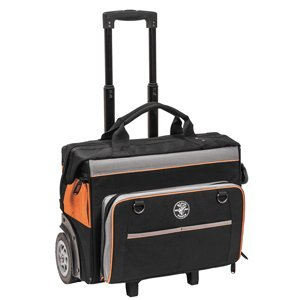 KLEIN TOOLS TRADESMAN PRO ORGANIZER ROLLING TOOL BAG boating equipment