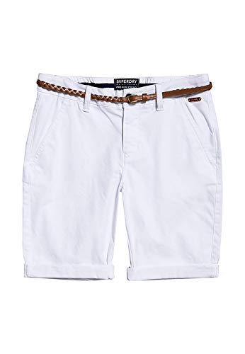 Superdry Damen Chino City Shorts