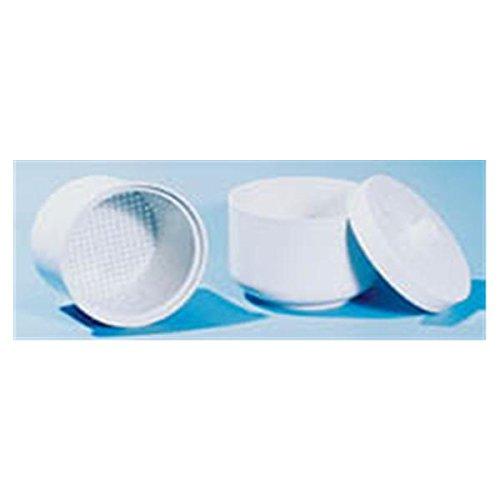WP000-35-695 35-695 35-695 Tray Sterilization High Impact Plastic Bur Round 2-5/8x3
