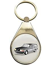StartYourDreamCar nyckelring – Volvo – 240/260