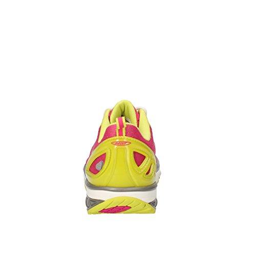 EU Mujer Sneakers MBT Fucsia 37 Textil 45qw8tw