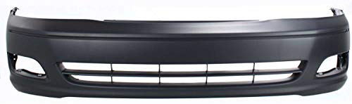 Front Bumper Cover Compatible with 2000-2002 Toyota Avalon Primed