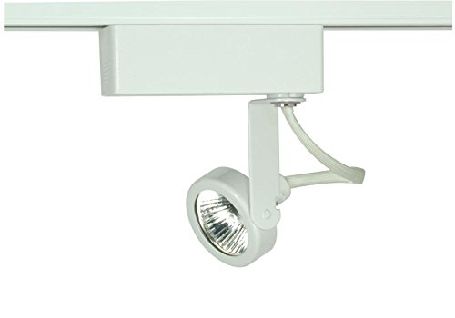 Nuvo Lighting TH238 Gimbal Ring Track Head, White