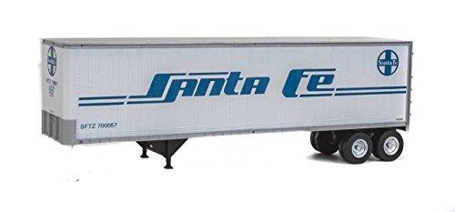 Trailmobile Trailers - 40' Trailmobile Trailer 2-Pack - Assembled -- Santa Fe