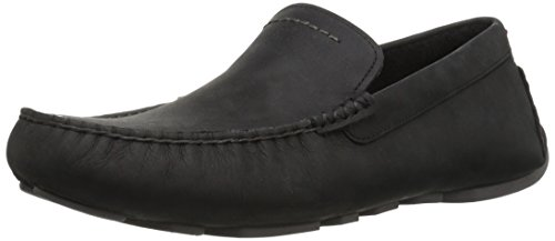 UGG Men's Henrick Slip-on Loafer Black discount low price fee shipping ebay sale online clearance genuine buy cheap pay with visa factory outlet for sale on80KI1mY