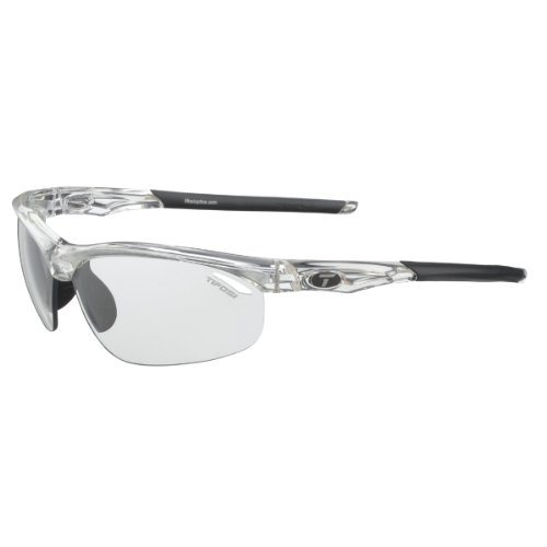 Tifosi Veloce 1040305331 Wrap Sunglasses,Crystal Clear,150 - Photochromic Sunglasses Tifosi