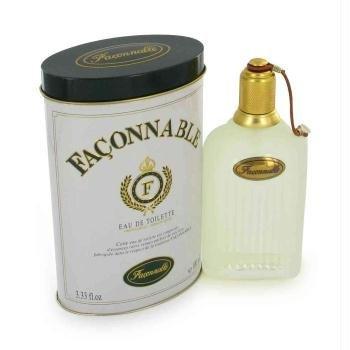 Faconnable Mint Perfume (FACONNABLE by Faconnable Eau De Toilette Spray 3.4 oz for)