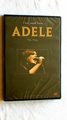 Adele Fire And Rain The Story Full Screen DVD Movie - XXL Media - A Factory-Sealed Uncirculated Movie - Graded 9.9