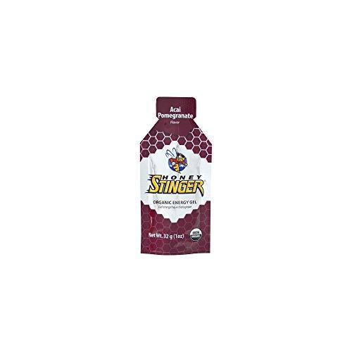(Honey Stinger Organic Energy Gel - 24 Pack - Acai Pomegranate )