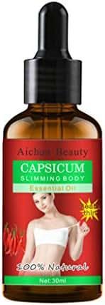 Fat Burning, Lotus.flower Liquid weight loss solution Leg Body Waist Fat Burning Slimming Essential Oil (Slimming Essential Oil)