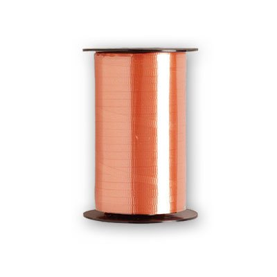 BALLOON WEIGHTS - RIBBON ORANGE 500 YARDS #10512, CASE OF 48 by DollarItemDirect