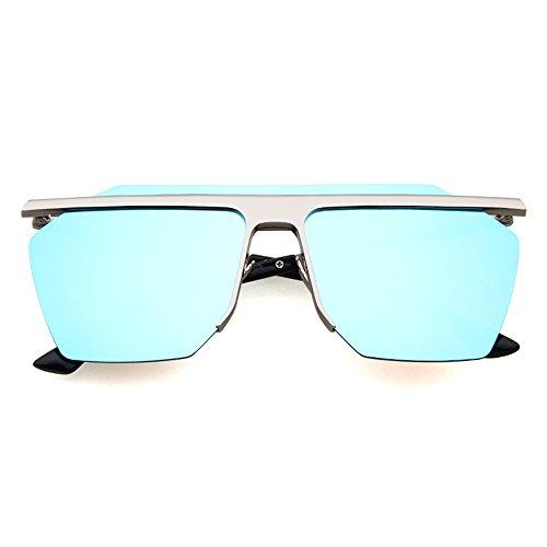 ADEWU Modern Irregular Shape Fishing Sunglasses (Elvis Quality Sunglasses High)