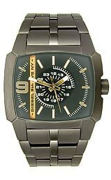 - Diesel Analog Black Stainless Steel Bracelet And Dial Men's Watch #DZ1223