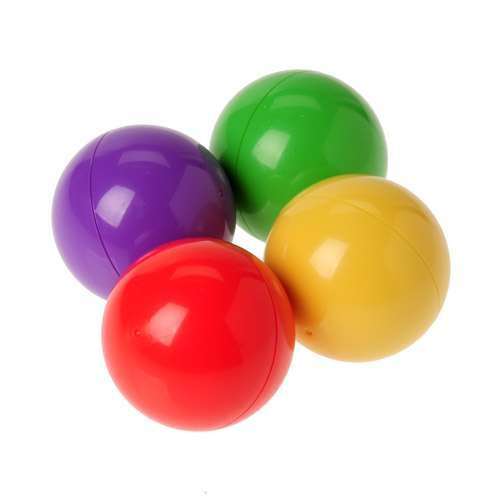 Constructive Playthings-TYE-303 Replacement Balls for Children's Pound A Ball