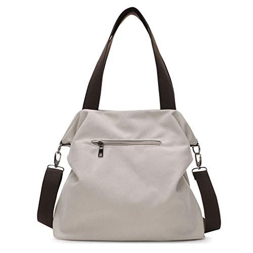 Moda Grande Gray Tela Donna In Tracolla Borsa Da Femminile Viaggio A Borse Impermeabile nqZ7v0wx1
