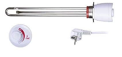 """ELIKO Calentador Cartucho tipo GRBTD 1,4kW 1400W 230V 6/4"""" para Acero"""