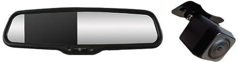 Vission AM-43RVMDVR11 Black 4.3