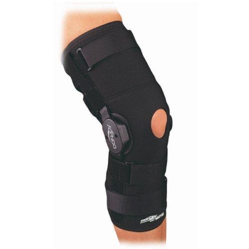 DonJoy Playmaker Drytex Knee Brace (Medium Sleeve Closed Back No Patella Donut)