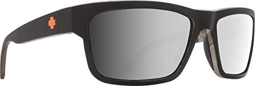 Spy Optic Frazier Polarized Wrap Sunglasses, 59 mm (Decoy/Black/Camo)