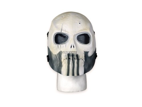 BBTac Airsoft Mask Punisher Skull Ghost Recon Full