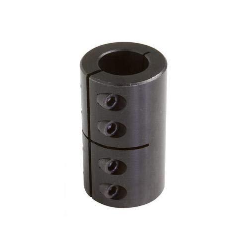 Climax Metal GMSCC-15-15 Pack of 6 pcs GMSCC-Series BO Steel Metric Clamp Coupling