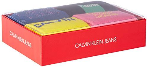 Multicolore Bronx 96 Klein Chaussettes Calvin 96 Homme asst nqwI0ZZ5H