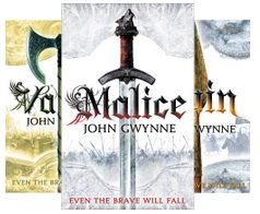 THe Faithful and the Fallen (4 Book Series) Malice / Valor / Ruin / Wrath [2016]