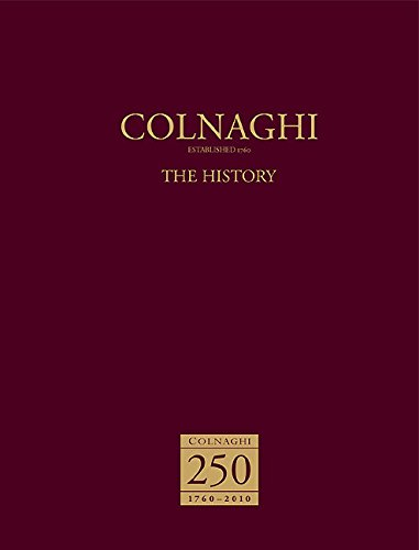 Colnaghi: the History: Established 1760 por Timothy Clayton