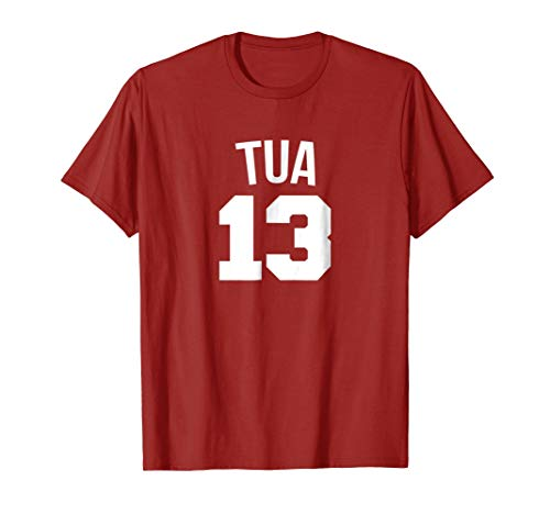 Tua Football 13 Jersey Championship Graphic Shirt