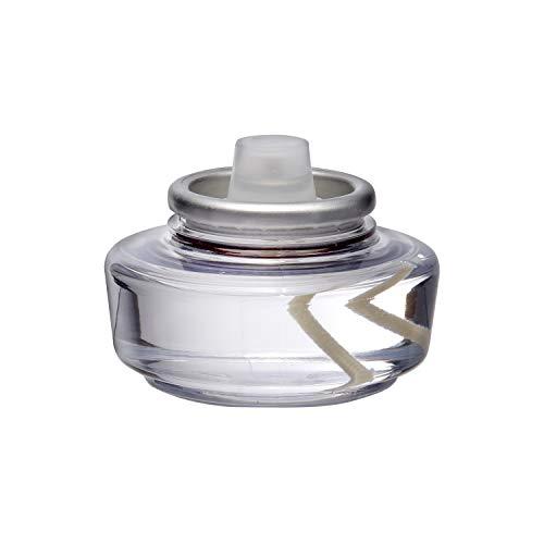 Hollowick 12 Hour Liquid Votive Disposable Clear Plastic Fuel Cell (144/case)