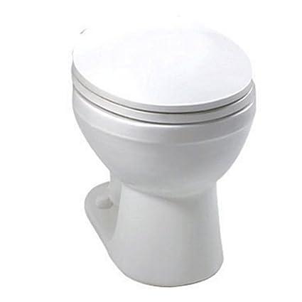 Crane 3352 12 Rough In Round Toilet Bowl White One Piece