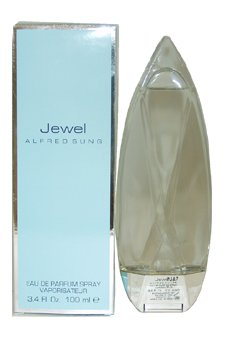 Ounce Spray 3.4 Jewel (Jewel FOR WOMEN by Alfred Sung - 3.4 oz EDP Spray)