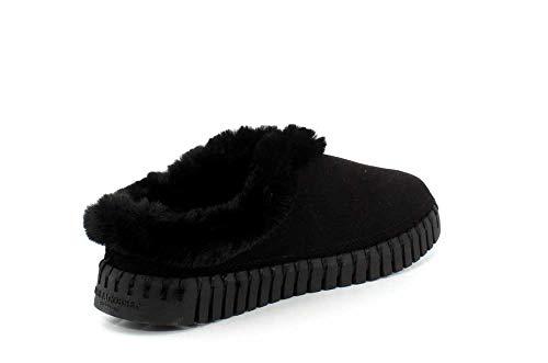 Slippers Black Women Home Jacobsen Tulip3150 Ilse wFpXIqx