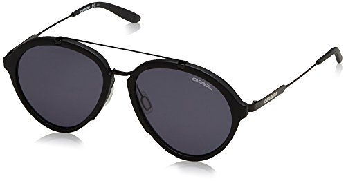 Carrera Blue Negro Gafas Mtblk 125 S Grey Shnblk 54 IR GTN Adulto Sol Unisex de wTwpxR