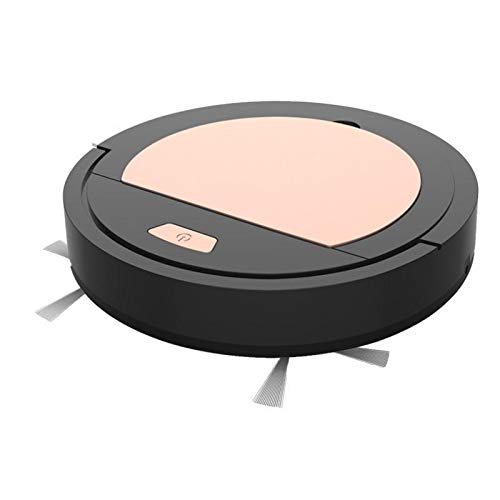 Miseku Robot Vacuum,Multi-Function Vacuum Cleaner Floor Cleaning Tool,1800Pa Strong Suction,Quiet Robotic Vacuum Cleaner Cleans Hard Floors to Medium-Pile Carpets