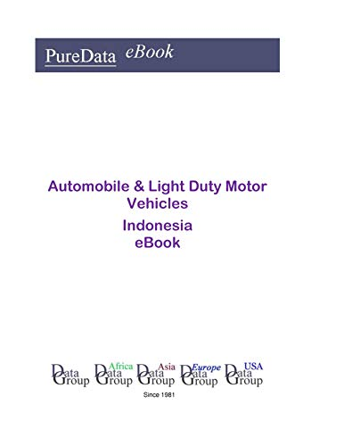 Automobile & Light Duty Motor Vehicles in Indonesia: Product Revenues
