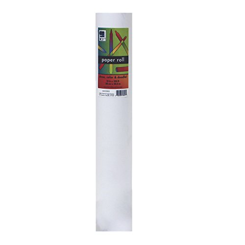 ldrens Easel Paper Roll 15 Inches X 100 Feet ()