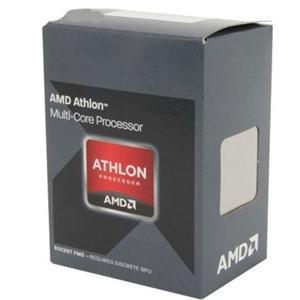 AMD Genuine AMD Athlon X4 760k Black Editi
