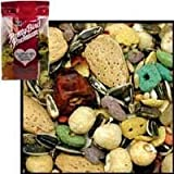 Pretty Bird International BPB61125 25-Pound Premium Blend Parrot Food, Large, My Pet Supplies