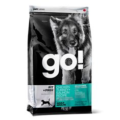 Petcurean GO Fit and Free Adult Dry Dog Food