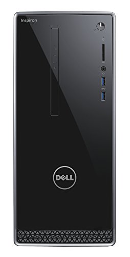 Dell Inspiron 3668 Desktop (Intel Core i7-7700, 16GB Memory, 2 TB HDD, DVD/RW, NVIDIA GeForce GT 730) WIndows 10 Pro (Certified Refurbished)