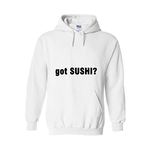 ZMvise Got Sushi Fashion Drawstring Pullover Unisex Adult