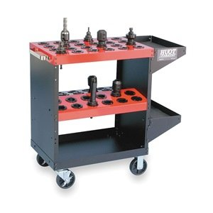 BT50 CNC Tool Trolley Cart Holders Toolscoot Storage Warehouse Super Scoot