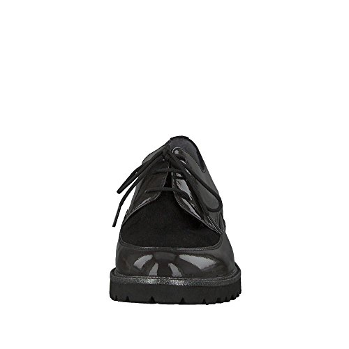 1 220 lacets femme noir pour ville 29 1 Tamaris de gris 23206 à Chaussures TZqU1nwH