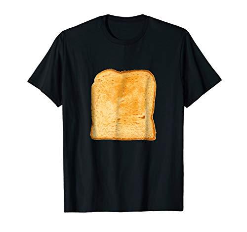 Bread & Toast Halloween Costume Fun Ideas T-Shirt -